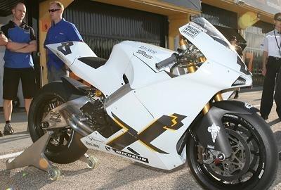 Moto GP: Ilmor se montre à Almeria