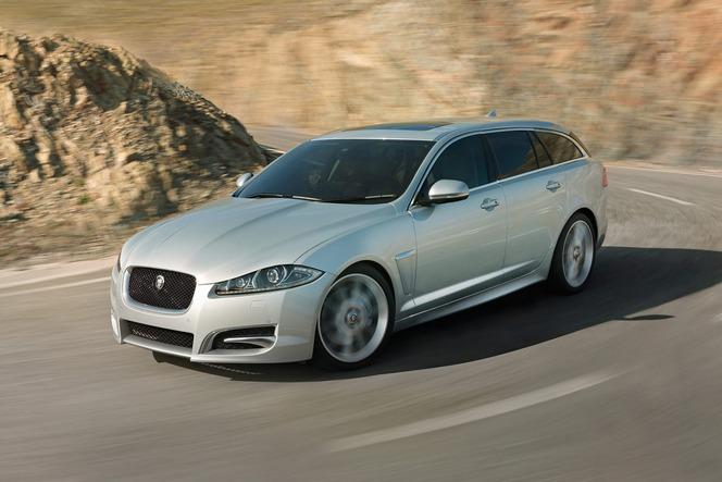 Genève 2012 : Jaguar XF Sportbrake officiel