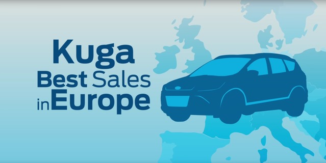 Ford : le restylage du Kuga approche avec d'autres SUV