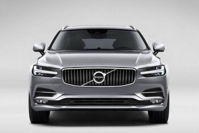 Scoop : le break Volvo V90 s'échappe avant l'heure