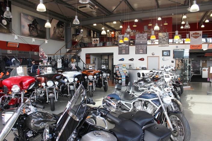 Harley-Davidson: les concessions du Mans fêtent leur anniversaire les 28 et 29 avril.