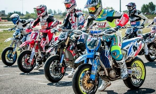 Supermotard, championnat de France de Supermotard 2014, round 6: preview