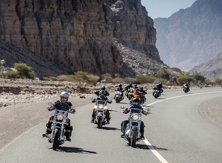 Harley-Davidson, Discover More: une balade à gagner d'une valeur de 10 000 euros