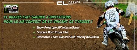 Jeu-concours Cl Brakes: Air Contest de St-Vincent de Tyrosse en 3 questions