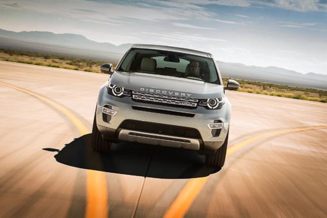 Guide des stands Mondial 2014 - Land Rover : à la découverte du Sport