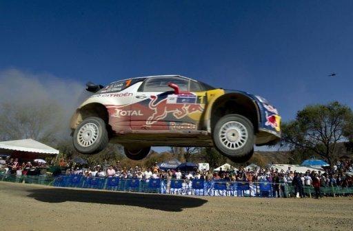 WRC-Rallye du Mexique: 10 secondes d'écart entre les Sébastien après 19 spéciales !