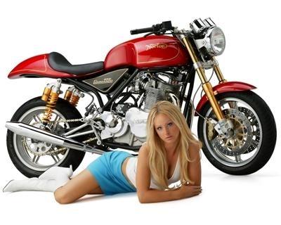 Moto & Sexy : la Norton toujours aussi sage ?