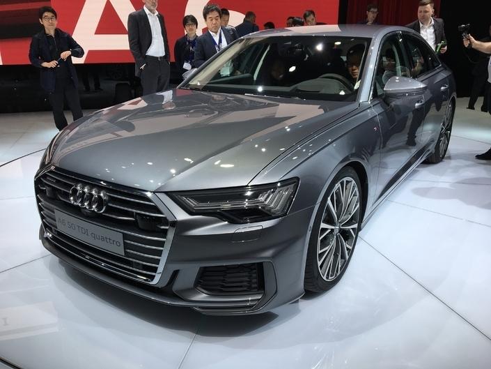 La nouvelle Audi A6 est prête pour une autonomie de niveau 3.