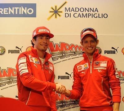 Moto GP - Ducati: Hayden compte bien faire son boulot
