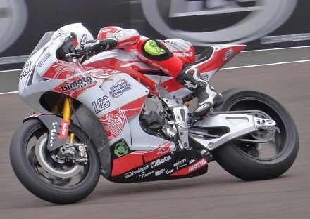 Superbike – Bimota: la BB3 part à la conquête de l'Angleterre