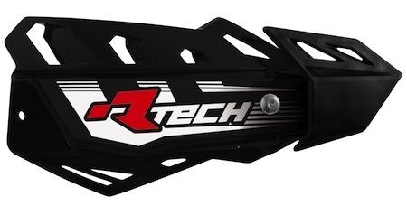 R-Tech protège-mains FLX: trois positions de réglage