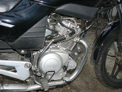 Yamaha YBR 125 essai hors norme