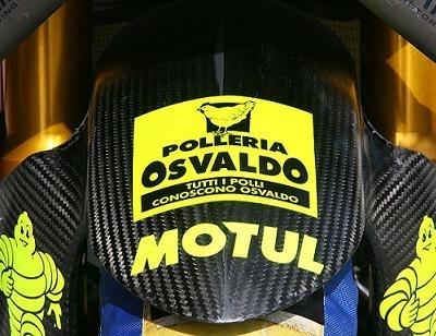 Moto GP: Le nouveau partenaire de Rossi