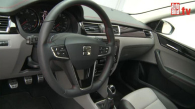 Genève 2012 : petites fuites pour la Seat Toledo et le concept Touring Superleggera Disco Volante