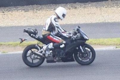 Nouveauté – Yamaha: encore un peu de la nouvelle R1