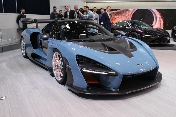 Voici votre voiture la plus moche duSalon de Genève 2018