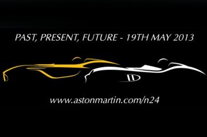 L'Aston Martin CC100 révélée ce week-end