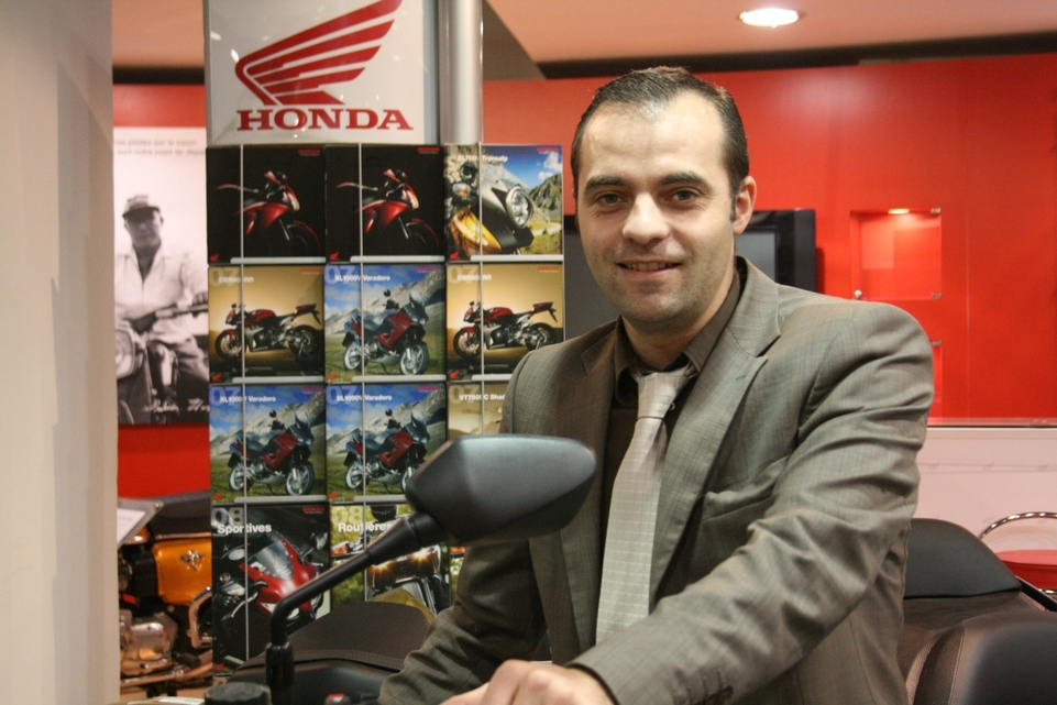 Interview Caradisiac : 3 questions à José Alves Directeur d'une concession Japauto Motos