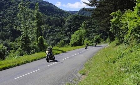Moto Tour 2016: Toulon/ Boulazac... une balade d'environ 900 kilomètres!