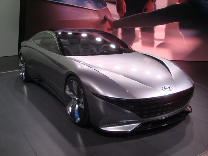 Hyundai Le Fil Rouge: manifeste - En direct du Salon de Genève 2018