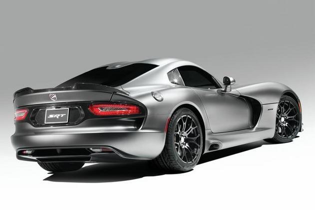 Dodge Viper: bientôt 800 ch?