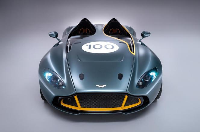 Voici l'inédite Aston Martin CC100 en vidéo