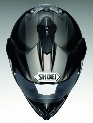 Nouveau coloris 2009 pour le Shoei Hornet DS.
