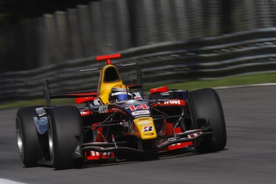 GP2 Monza qualifications : Pantano en patron