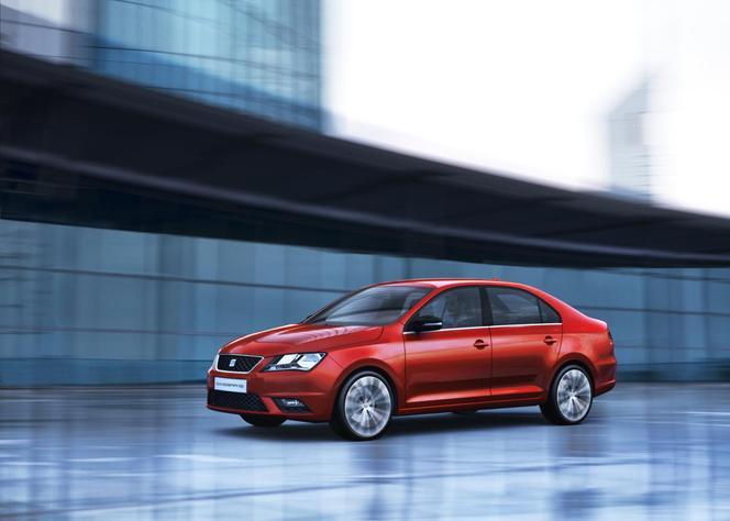 Genève 2012 : Seat Toledo concept officiel