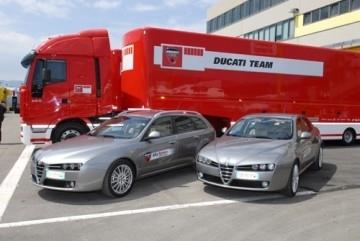 Superbike: Après Fiat en Moto GP, Alfa Romeo en Superbike !