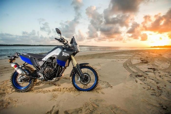 Nouveauté - Yamaha: une Ténéré 700 World Raid avant la série