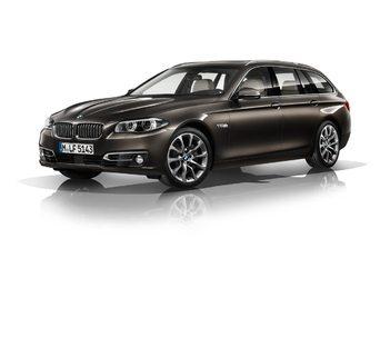 Voici les BMW Série 5 berline, Touring et GT restylées!
