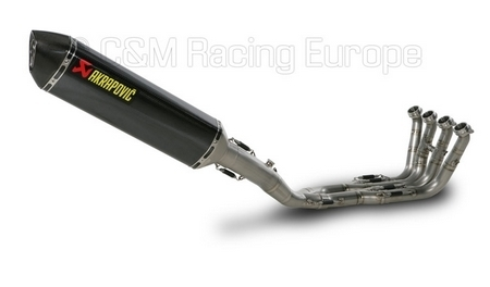 Akrapovic s'occupe des BMW K1300 R & S 2009