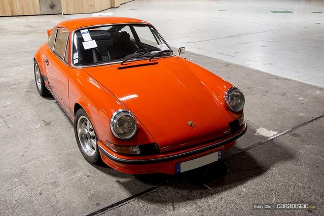 Porsche 911 2,7l RS