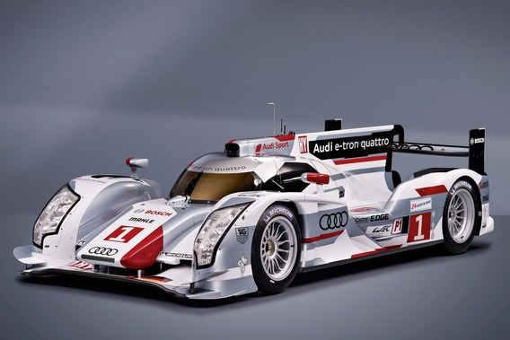 Audi R18 e-Tron quattro, l'hybride 4 roues motrices des 24h du Mans