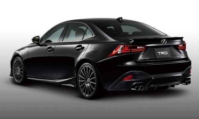 La Lexus IS revisitée par TRD