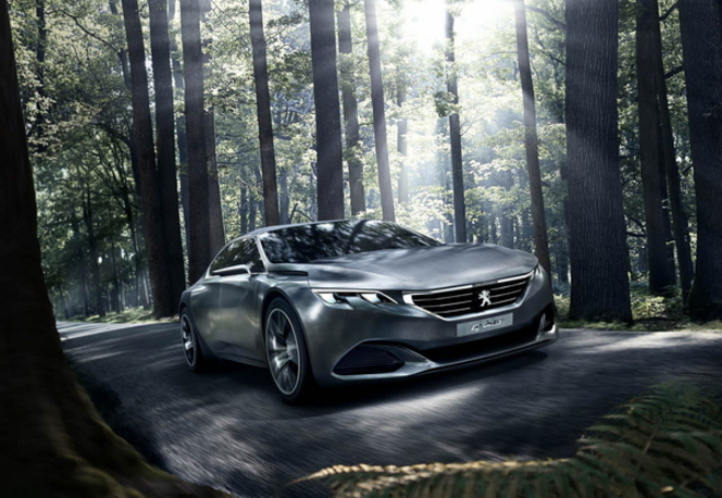 Guide des stands Mondial 2014 - Peugeot : programme chargé !