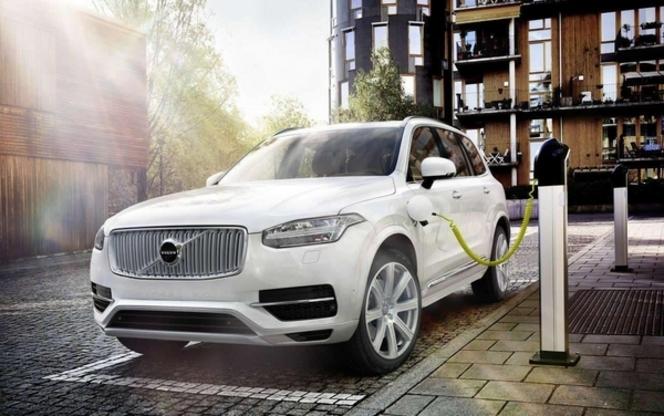 Guide des stands Mondial 2014 - Volvo, le renouveau en XC90