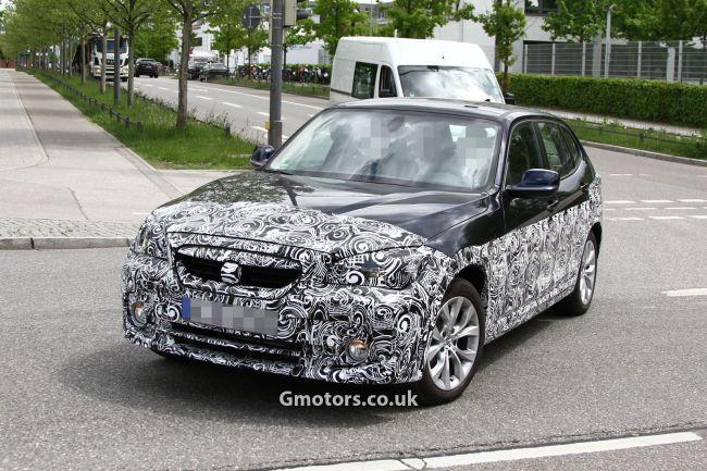 BMW-Zinoro : un spyshot de la première BMW chinoise
