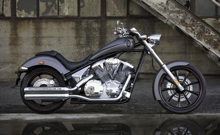 Honda Fury 2009 : La première image et les premières vidéos