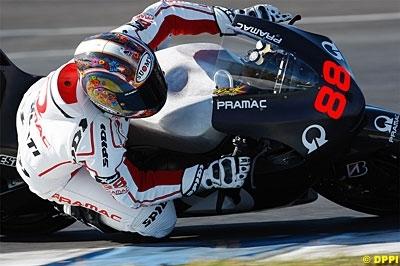 Moto GP - Ducati: Le clan de Borgo Panigale se serre les coudes