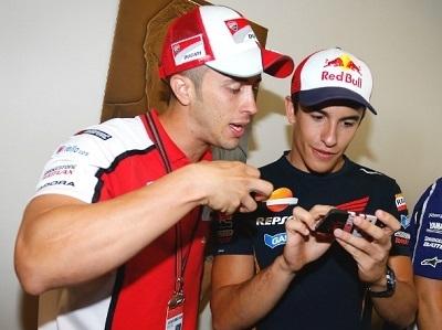Moto GP à Indianapolis J.2: Marc Marquez toujours en vedette américaine
