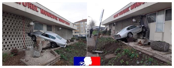 Essonne : refus d'obtempérer en Aston Martin DB6