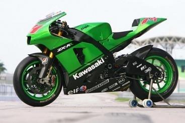 Moto GP: Kawa et Eckl enterrent la hâche de guerre