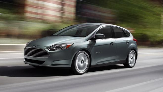 Etats-Unis : la Ford Focus électrique dévoile ses caractéristiques