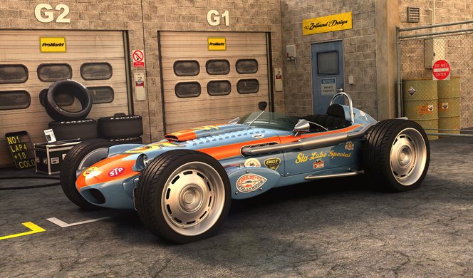 [design] Indy Seven Roadster, Bo Zolland repense la Seven