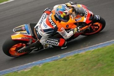 Moto GP: Hayden à la révision