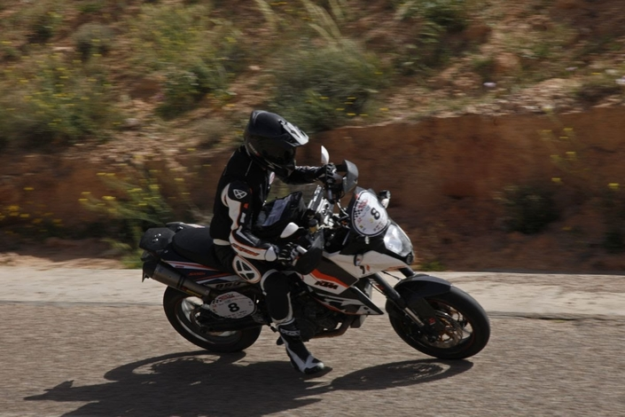 Moto Tour Series Tunisie, round 4: Barnoin consolide sa place en tête