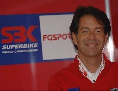 """Superbike 2009 - Paolo Flammini: """"Dans cette période de crise le Superbike peut regarder l'avenir avec optimisme et sérénité"""""""