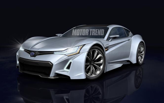 La future sportive BMW-Toyota sera à Tokyo